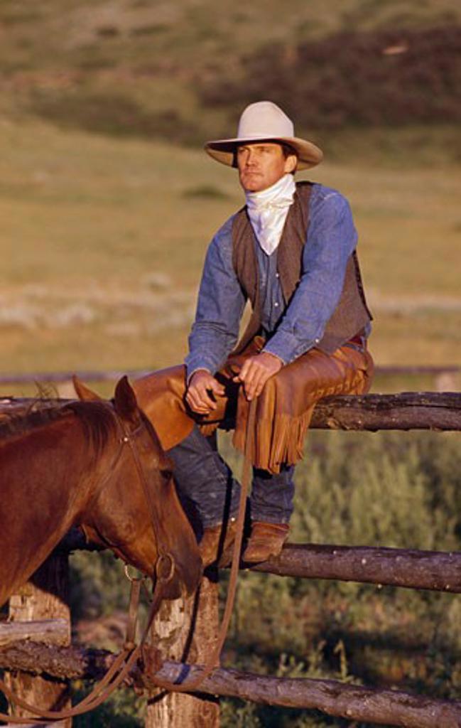 Dayton Wyoming USA : Stock Photo