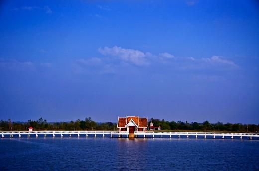 Stock Photo: 1311-2333C Thailand, Issan, Water Wat