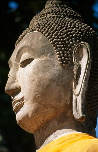Statue of Buddha, Thailand : Stock Photo