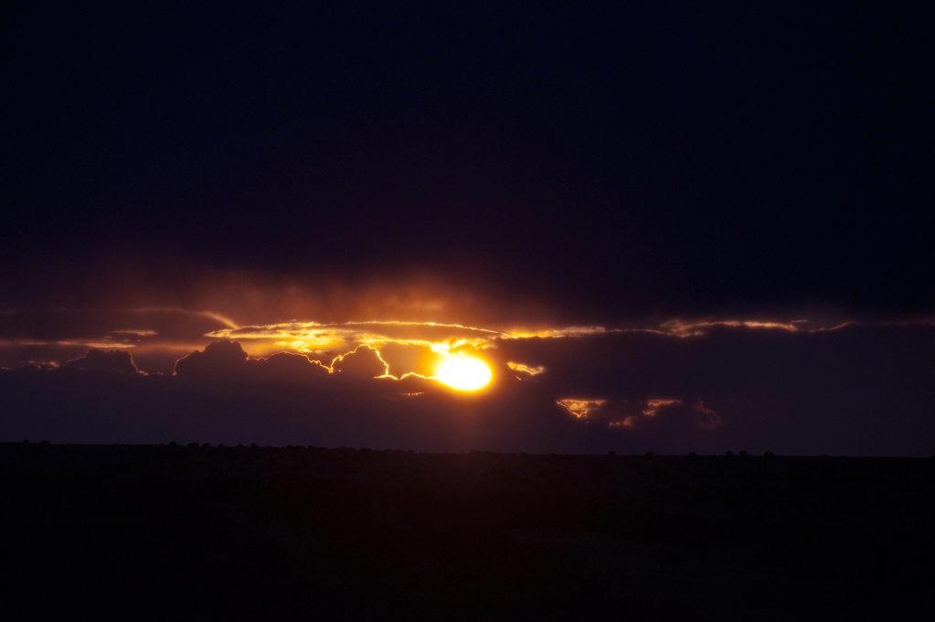 Stock Photo: 1311-2594 Sunset, New Mexico, USA