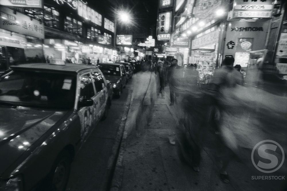 Causeway Bay Hong Kong China : Stock Photo