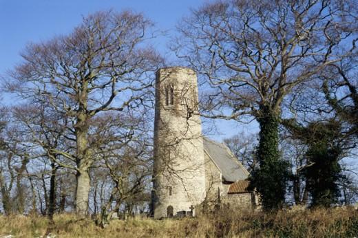 Stock Photo: 1318-1269 Edingthorpe England