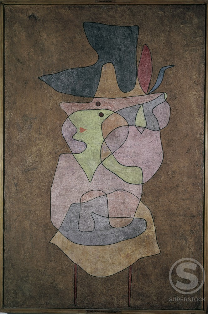 Stock Photo: 1330-1005 Lady Demon