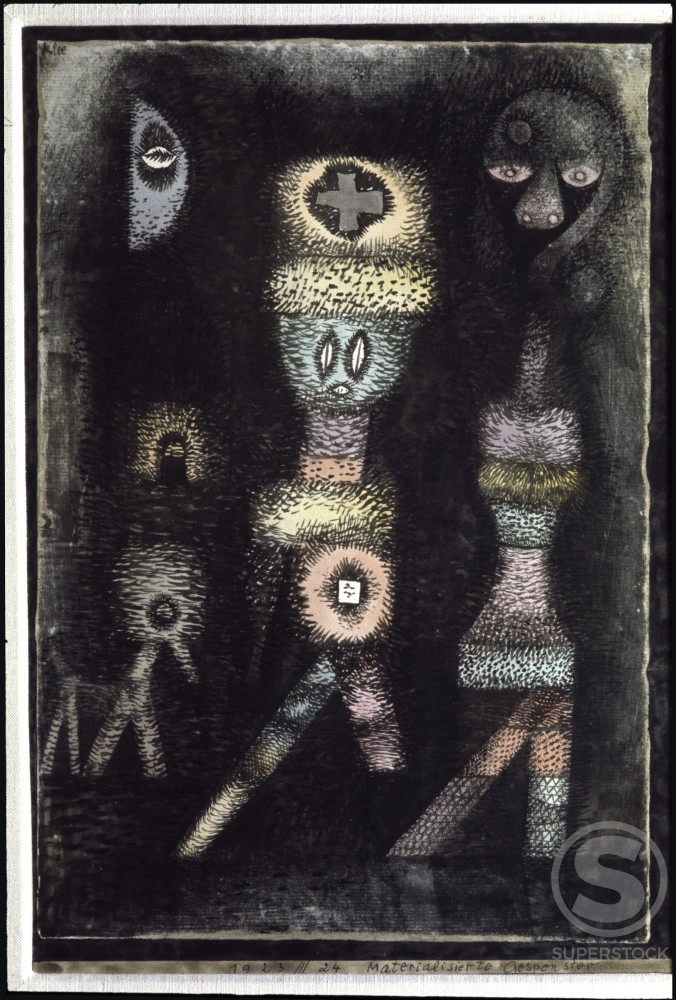 Stock Photo: 1330-1017 Ghosts