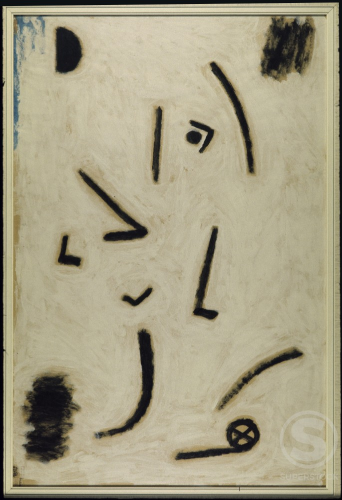 Symbols On A White Background 