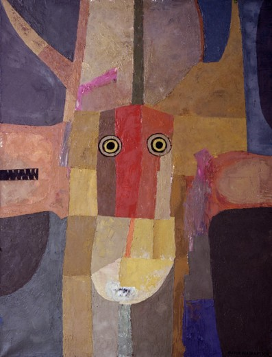 Stock Photo: 1330-1277 Torriolon by Victor Brauner, 1964, 1903-1966, France, Paris, Private Collection