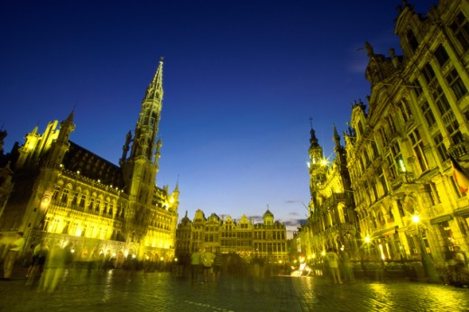 Stock Photo: 1332-162 Grand Place