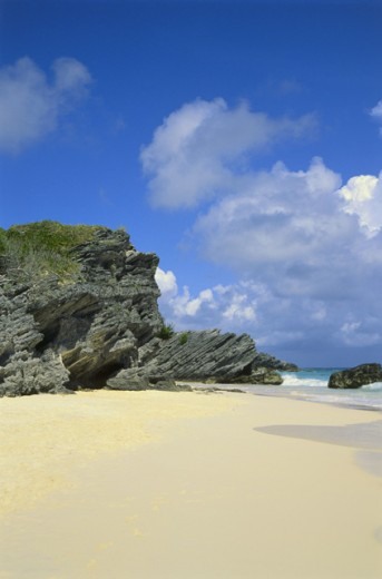 Stock Photo: 1336-605 Horseshoe Bay Beach