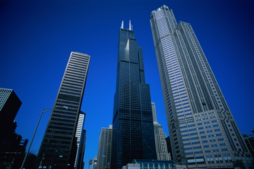 Stock Photo: 1343-346 Sears Tower