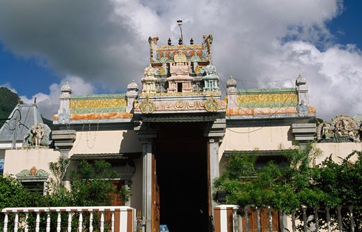 Stock Photo: 1345-1073 Hindu Temple