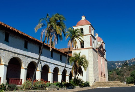 Mission Santa Barbara