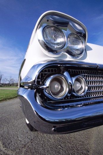 1958 Chevrolet Impala : Stock Photo