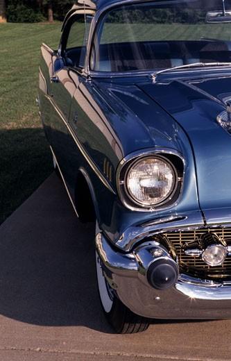 1957 Chevrolet Bel Air : Stock Photo