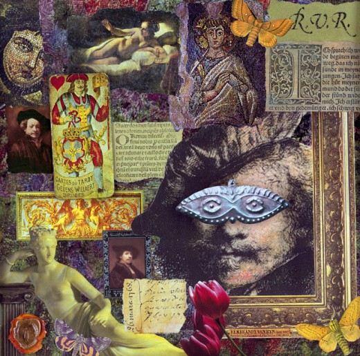 Stock Photo: 1376-519 Dream Series: R.V.R. 