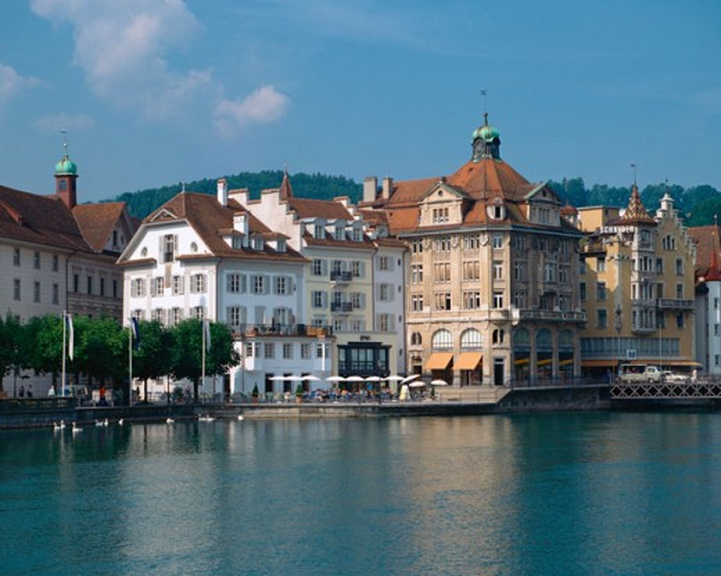 Stock Photo: 1397R-43038 Switzerland