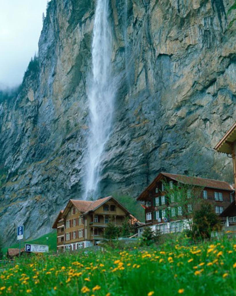 Stock Photo: 1397R-43057 Switzerland