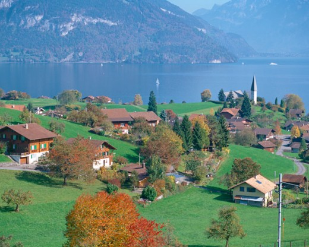 Stock Photo: 1397R-43064 Switzerland