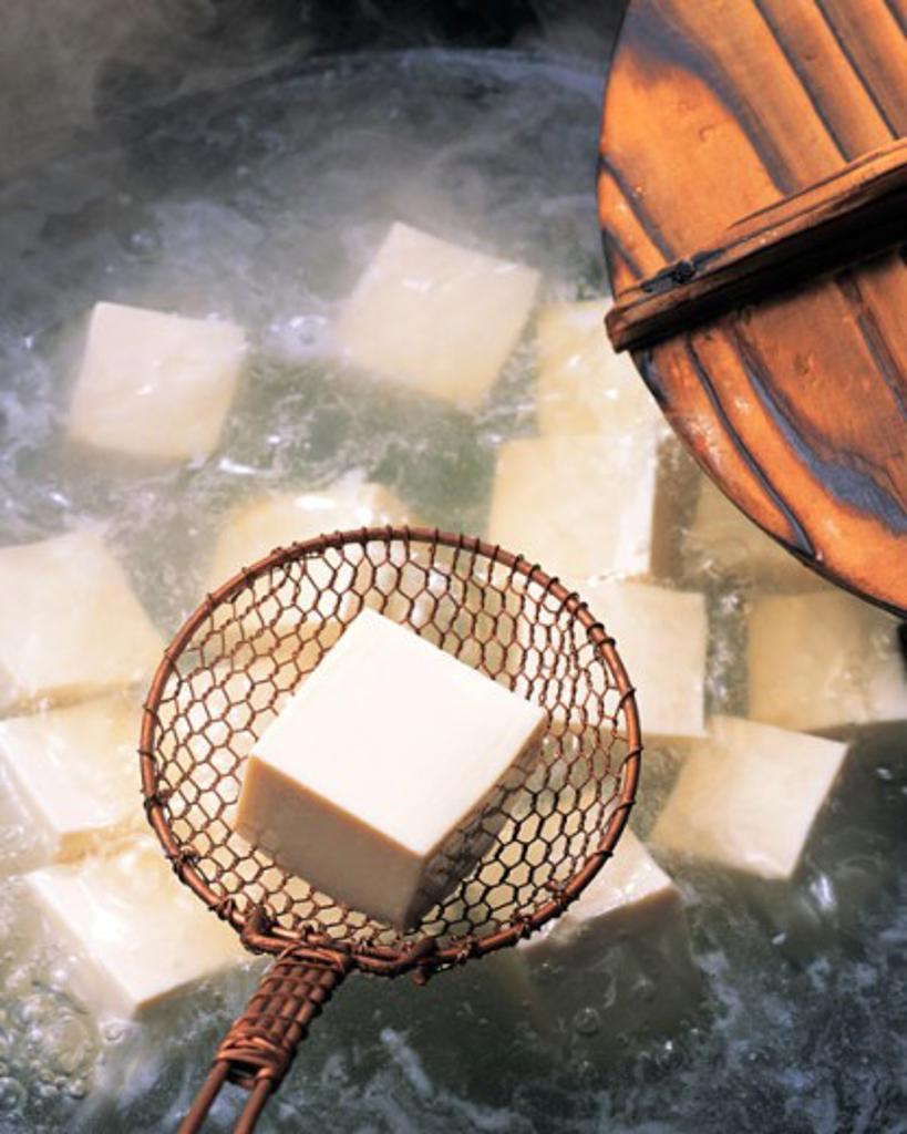 Stock Photo: 1397R-44050 Tofu