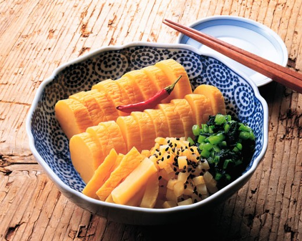 Stock Photo: 1397R-44064 Pickled Vegetables