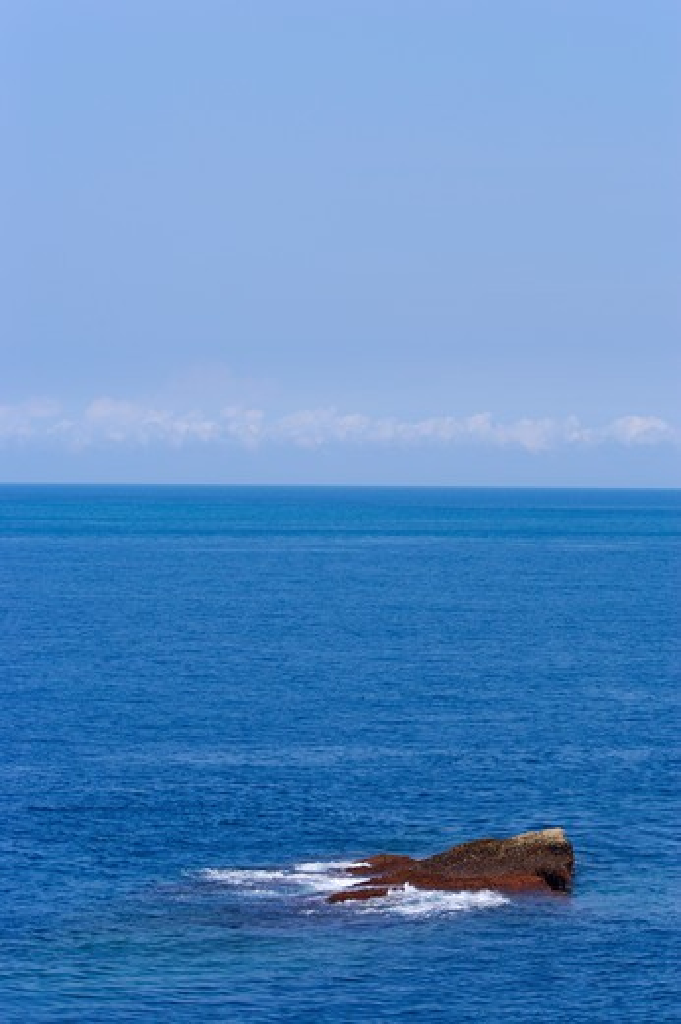 Beautiful scenery of the ocean, Ocean : Stock Photo