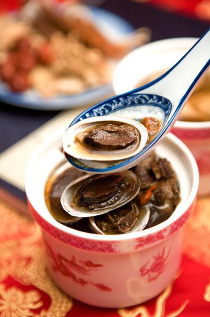 Stock Photo: 1397R-72113 Chinese Herbal Medicine