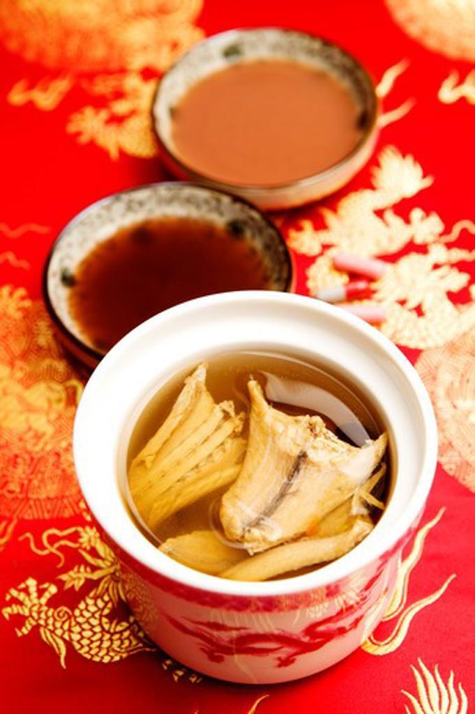 Stock Photo: 1397R-72124 Chinese Herbal Medicine