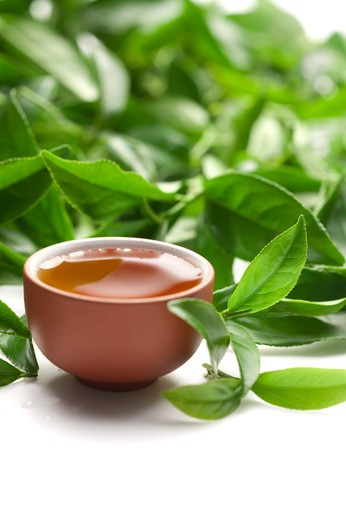 Stock Photo: 1397R-72564 Tea, Chinese Tea,