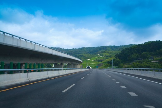 Stock Photo: 1397R-73656 Road, Taipei, Taiwan, Asia