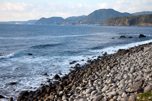Stock Photo: 1397R-73830 Izu Peninsula, Shizuoka Prefecture, Japan, Asia,