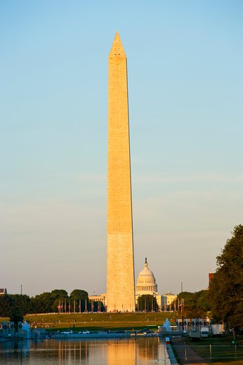 Washington DC Memorial in Washington DC, USA, North America : Stock Photo