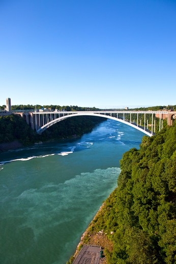 Stock Photo: 1397R-74954 Niagara Falls, New York State, USA, North America