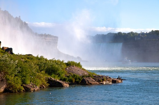 Stock Photo: 1397R-74982 Niagara Falls, New York State, USA, North America