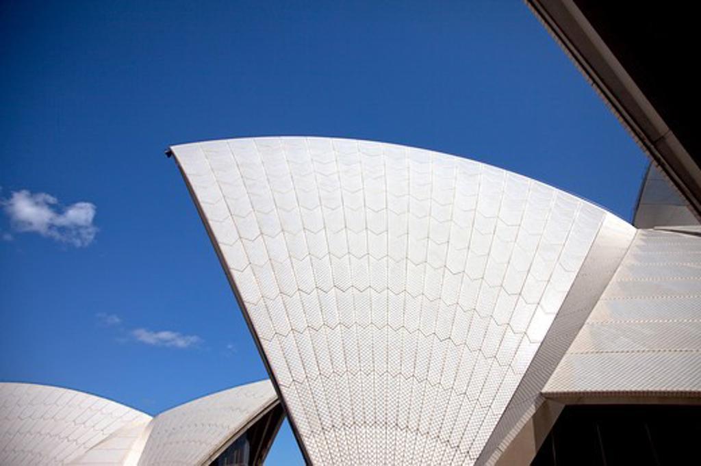 Stock Photo: 1397R-75109 Sydney Opera House, Sydney, Australia - Australasia