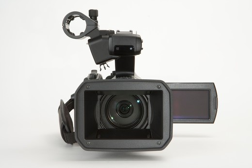 Stock Photo: 1397R-76346 Digital Video Camera