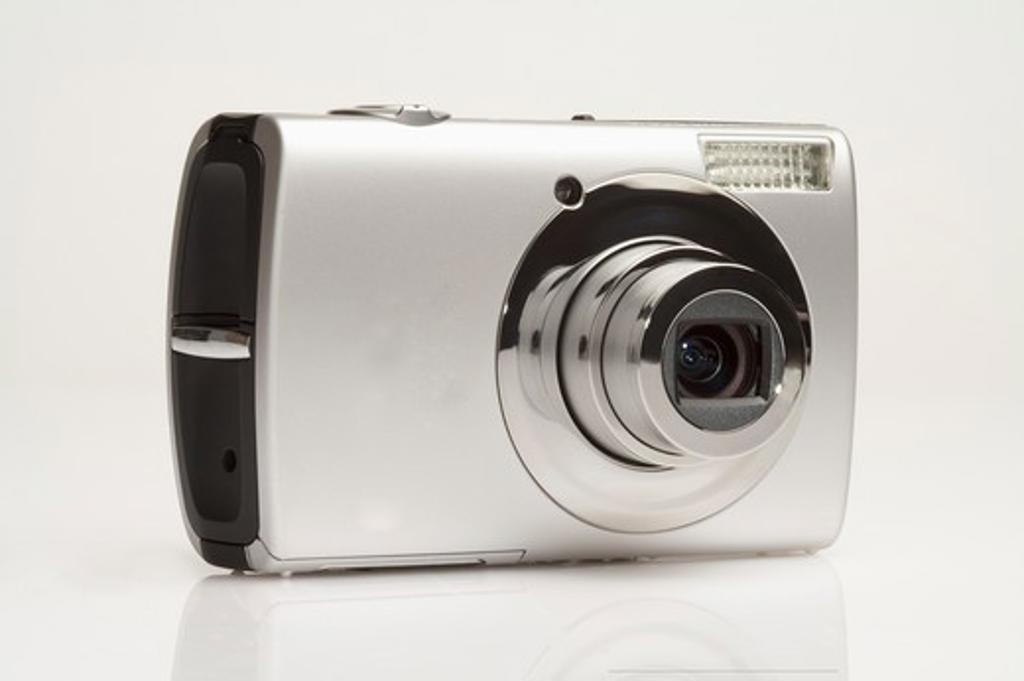 Digital Camera : Stock Photo