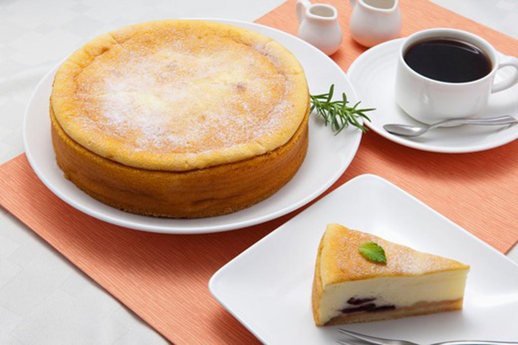 Stock Photo: 1397R-76645 Cake, Dessert