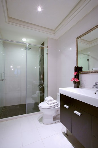 Stock Photo: 1397R-79030 Bathroom