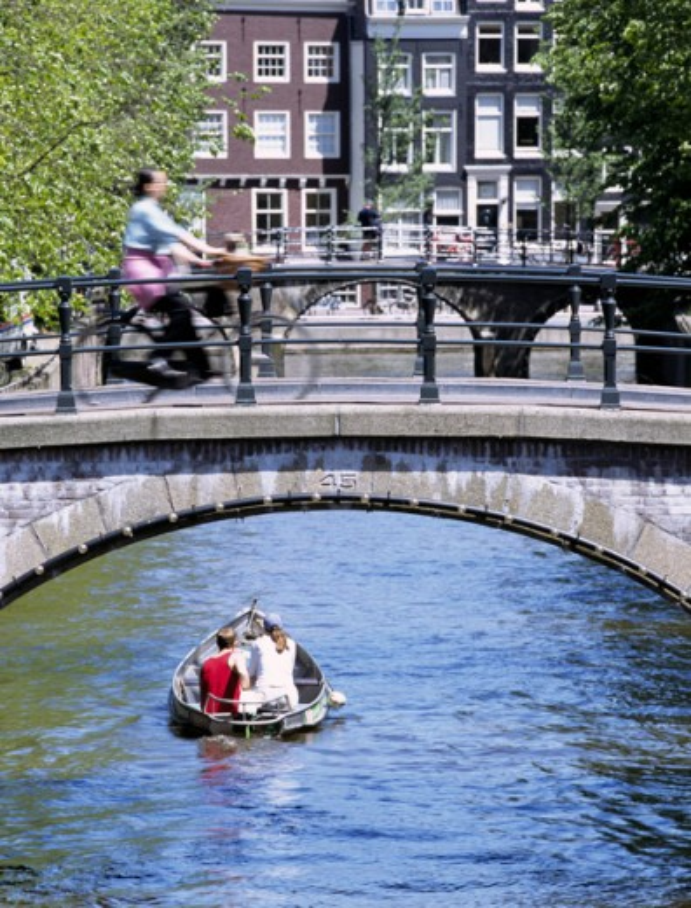 Herengracht Amsterdam Netherlands : Stock Photo