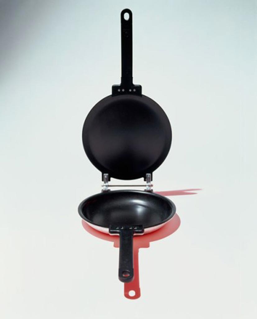 Close-up of a pan : Stock Photo