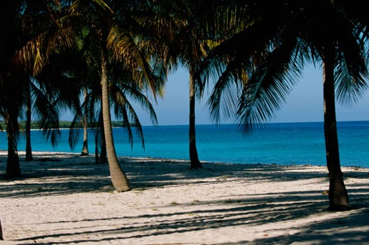 Stock Photo: 1424-270 Maria La Gorda Beach
