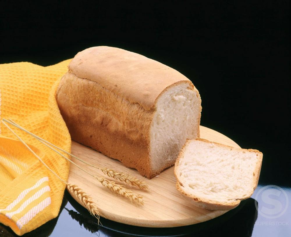 Stock Photo: 1436R-115013 Bread