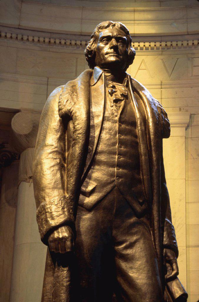 Jefferson Memorial Washington, D.C. USA : Stock Photo