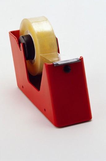 Adhesive tape : Stock Photo