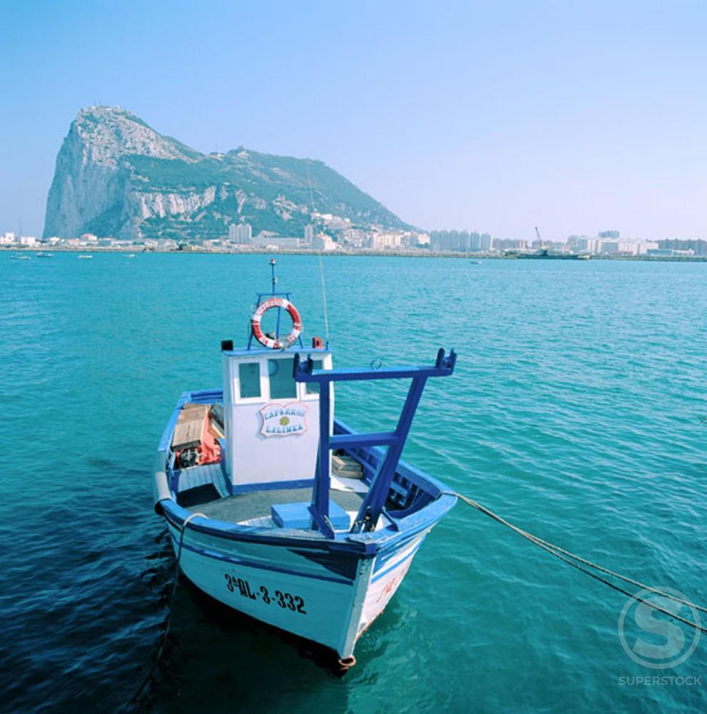 Stock Photo: 1436R-121064 Gibraltar