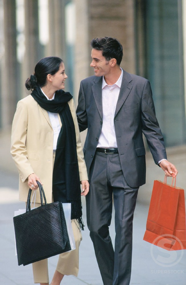 Shopping, Leisure, Happy : Stock Photo