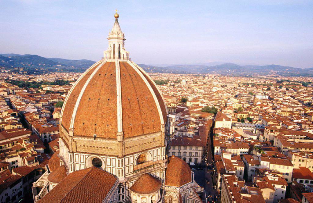 Duomo Florence Italy : Stock Photo