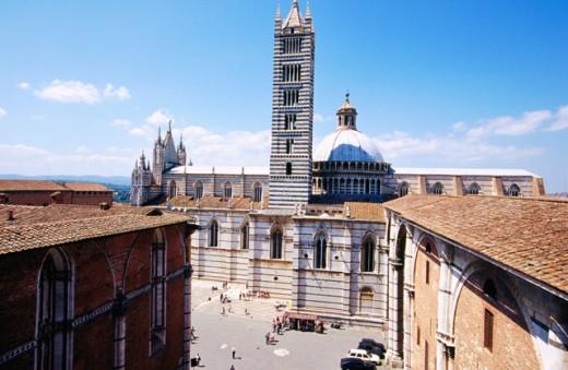 Duomo Siena Italy : Stock Photo