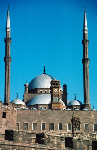 Stock Photo: 1436R-16015 Muhammed Ali Mosque