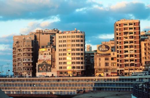 Alexandria Egypt : Stock Photo