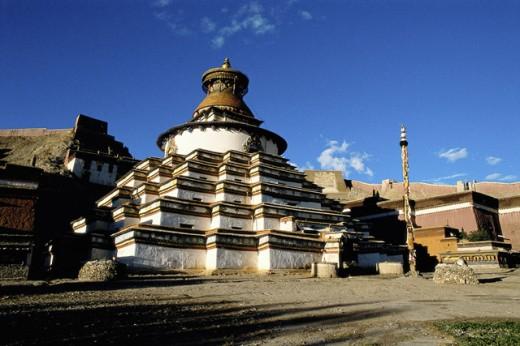 Tibet : Stock Photo